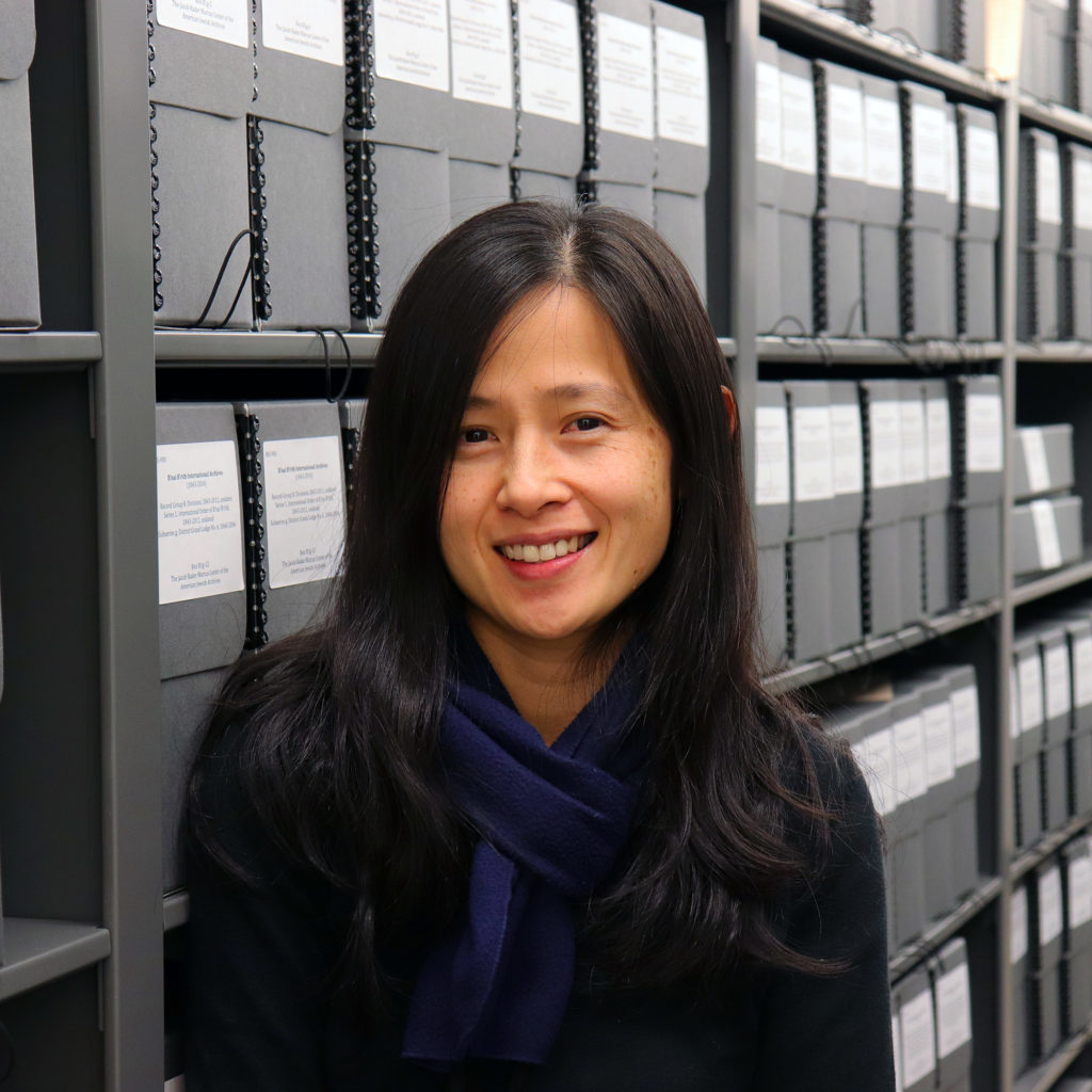 Elisa Ho Archivist and Special Projects Coordinator